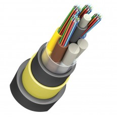 Loose Tube Cable for Aerial_ADSS Type I