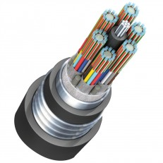 High-Count Loose Tube Cable