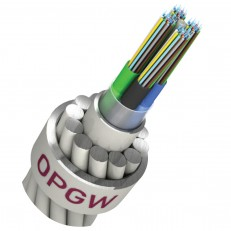 OPGW Non-metallic Loose Tube Type