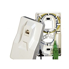 Fiber Optic Outlet Type A